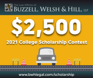 Buzzell, Wels & Hill 3rd Annual Scholarship